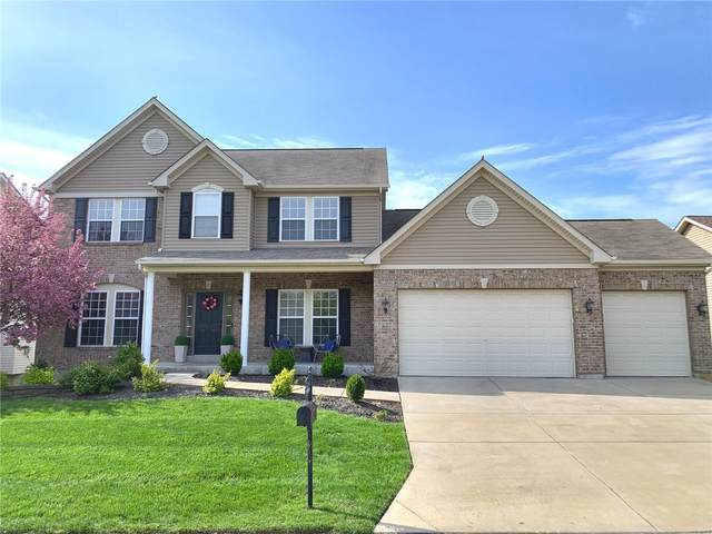 4066 Stonecroft, Saint Charles, MO 63304 (#21024585) :: Terry Gannon | Re/Max Results