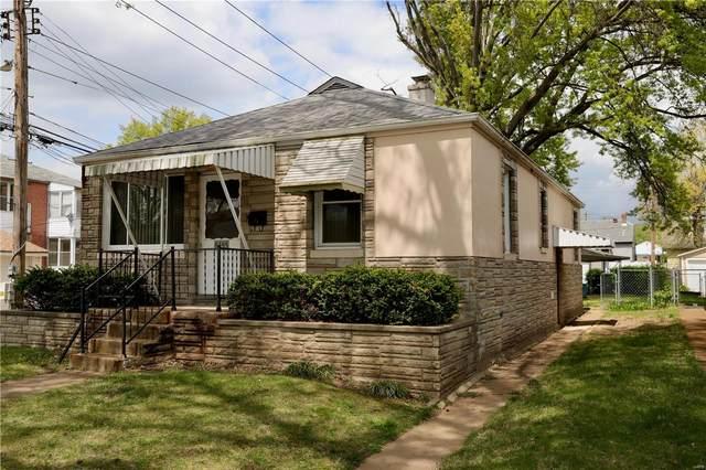 6455 Potomac Street, St Louis, MO 63139 (#21024588) :: Hartmann Realtors Inc.