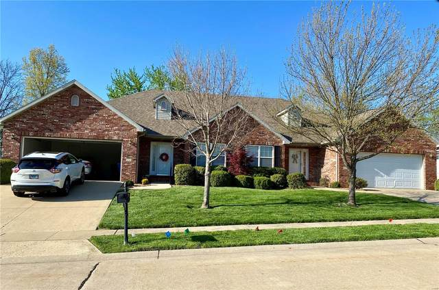 311 Monticello Place, Edwardsville, IL 62025 (#21024592) :: Hartmann Realtors Inc.