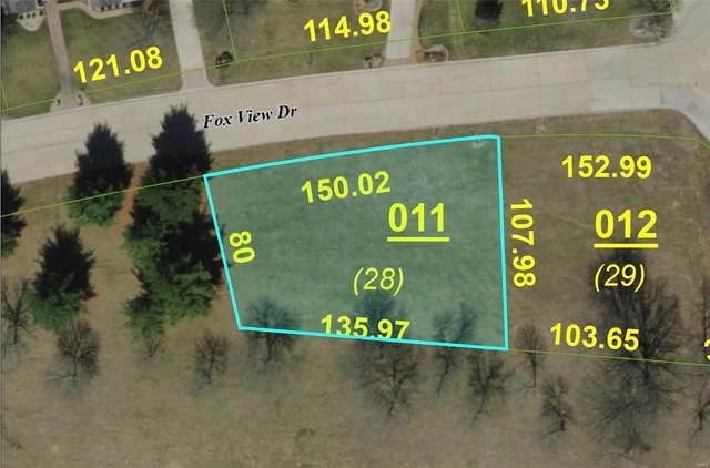 6622 Fox View Drive, Edwardsville, IL 62025 (MLS #21024605) :: Century 21 Prestige