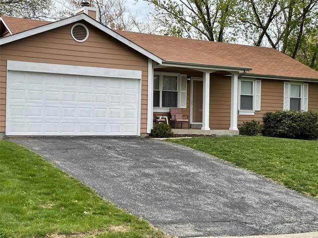 1303 Whispering Ridge Lane, Saint Peters, MO 63376 (#21024633) :: Parson Realty Group