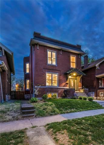 5226 Murdoch Avenue, St Louis, MO 63109 (#21024666) :: PalmerHouse Properties LLC