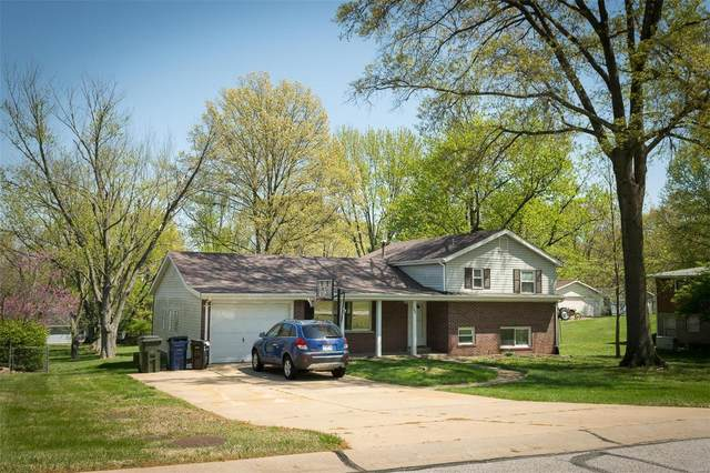 55 Mar El Court, Ellisville, MO 63011 (#21024695) :: St. Louis Finest Homes Realty Group