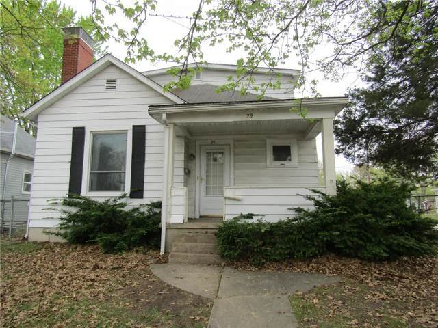 29 Jefferson Avenue, Crystal City, MO 63019 (#21024710) :: RE/MAX Professional Realty
