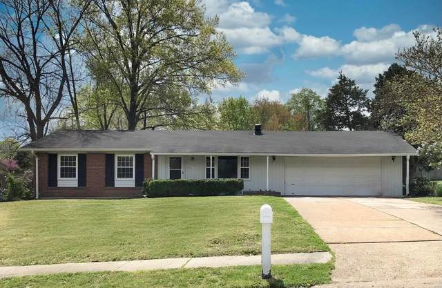 548 Saint Josephs, Ballwin, MO 63021 (#21024722) :: PalmerHouse Properties LLC