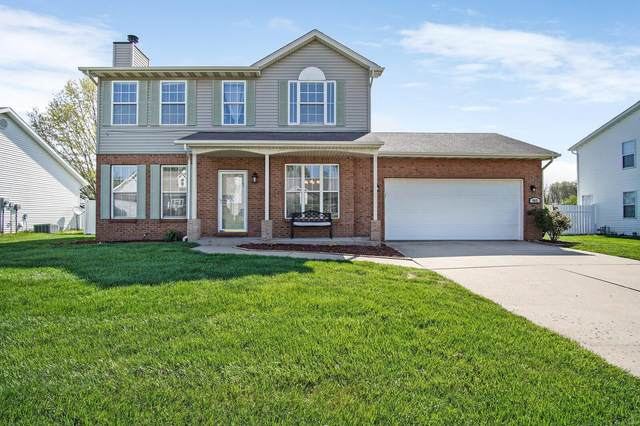 962 Holyoke Drive, O'Fallon, IL 62269 (#21024726) :: Hartmann Realtors Inc.