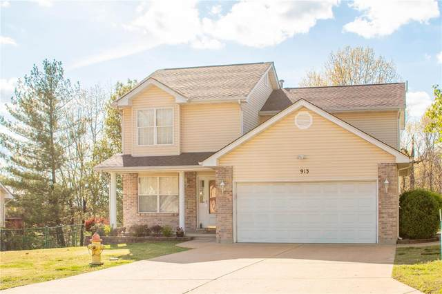 913 Falcon Dr, Imperial, MO 63052 (#21024740) :: RE/MAX Professional Realty