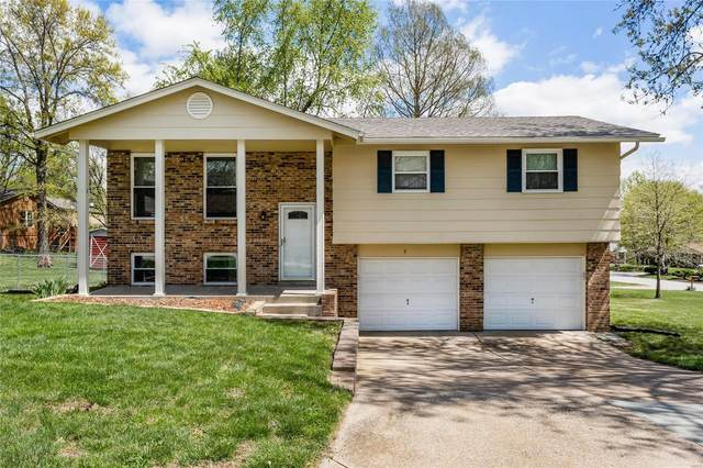 3 Wisteria Way, Saint Peters, MO 63376 (#21024742) :: Kelly Hager Group | TdD Premier Real Estate