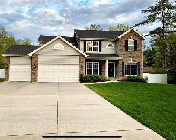 339 Wolff, Ellisville, MO 63011 (#21024743) :: Parson Realty Group
