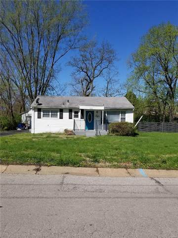 4033 Wright Avenue, Saint Ann, MO 63074 (#21024752) :: Parson Realty Group