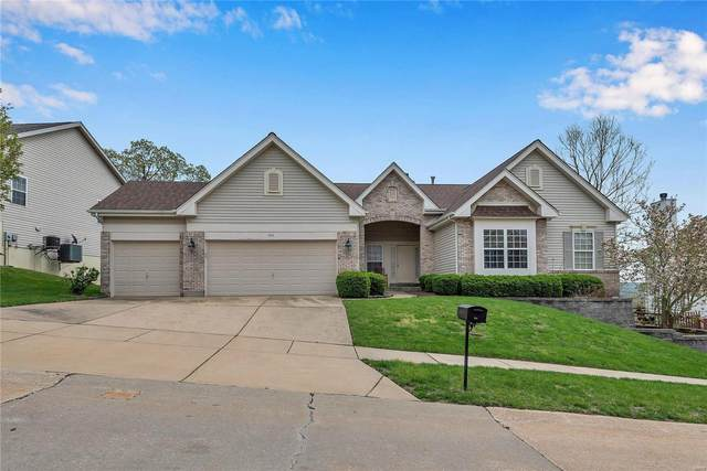 684 Meramec View, Eureka, MO 63025 (#21024780) :: Parson Realty Group