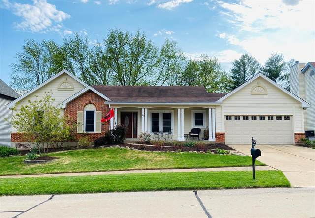 46 Meditation Way, Florissant, MO 63031 (#21024781) :: Parson Realty Group