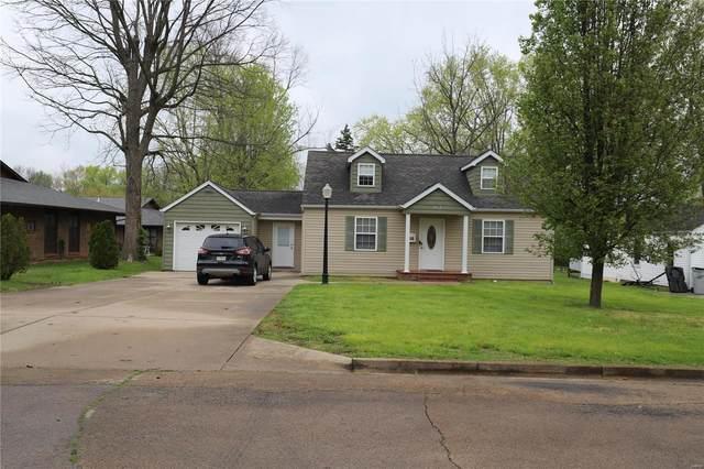 817 E Columbia, Farmington, MO 63640 (#21024783) :: Clarity Street Realty