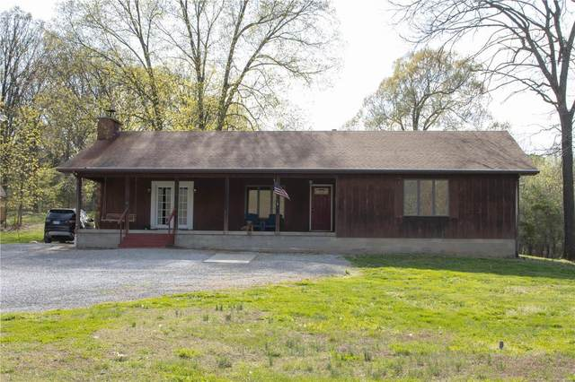 3525 Somerset Road, HARRISBURG, IL 62946 (#21024800) :: Clarity Street Realty