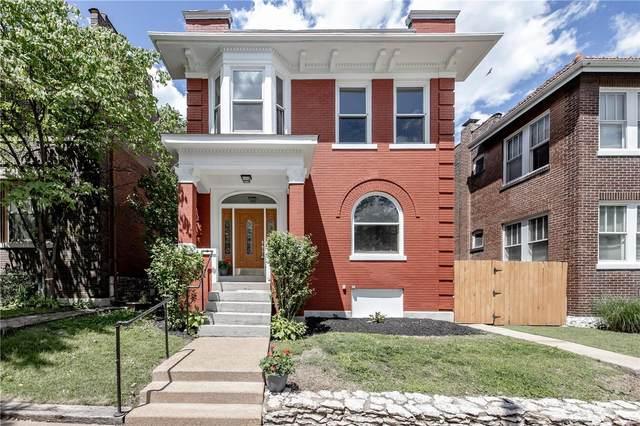 4221 Shenandoah Avenue, St Louis, MO 63110 (#21024808) :: Reconnect Real Estate