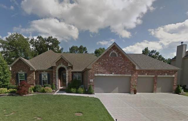 934 Haven Wood Drive, O'Fallon, MO 63368 (#21024821) :: St. Louis Finest Homes Realty Group