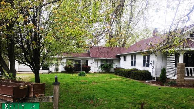 2023 N 1025, RAMSEY, IL 62080 (#21024826) :: Parson Realty Group