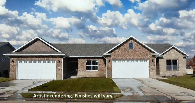 2021 Buttonwood Drive, Maryville, IL 62062 (#21024836) :: Parson Realty Group