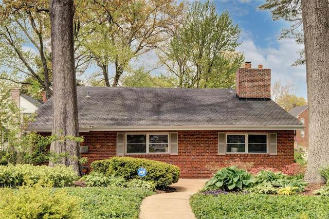 523 Warder Avenue, St Louis, MO 63130 (#21024838) :: Terry Gannon | Re/Max Results