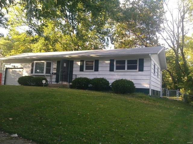1007 Renshaw, St Louis, MO 63135 (#21024848) :: Clarity Street Realty