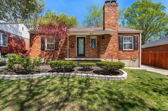 7541 Norwalk, St Louis, MO 63121 (#21024857) :: Terry Gannon | Re/Max Results