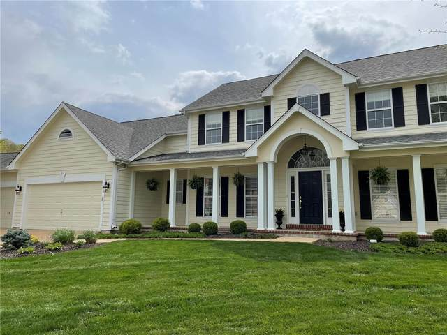 714 Thorntree Lane, Eureka, MO 63025 (#21024860) :: St. Louis Finest Homes Realty Group