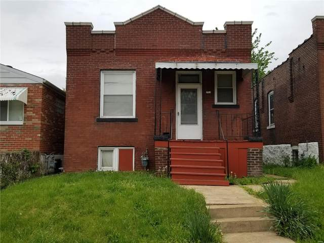 4866 Carter Avenue, St Louis, MO 63115 (#21024864) :: Clarity Street Realty