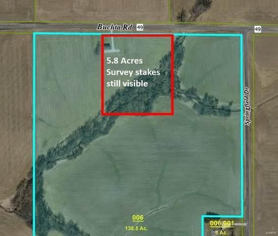 0 Buchta Rd., Edwardsville, IL 62025 (#21024867) :: Parson Realty Group