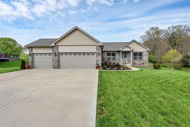 139 Bridgewater Chase Lane, Villa Ridge, MO 63089 (#21024890) :: Parson Realty Group