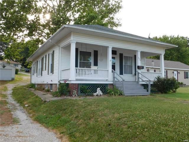 1446 Vandalia Road, Hillsboro, IL 62049 (#21024905) :: Tarrant & Harman Real Estate and Auction Co.