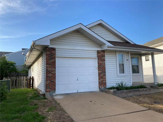 149 Glenbarr Court, Valley Park, MO 63088 (#21024910) :: Terry Gannon | Re/Max Results