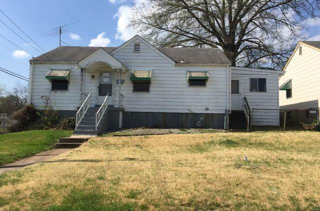 7400 Chandler Avenue, St Louis, MO 63136 (#21024916) :: Terry Gannon | Re/Max Results