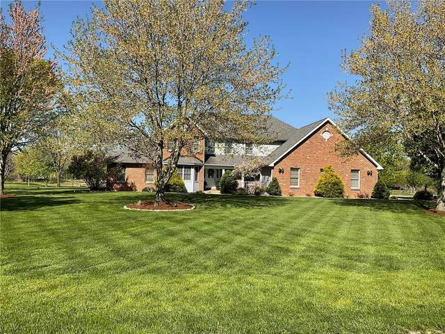 6 Old Stone Rd, Columbia, IL 62236 (#21024924) :: Parson Realty Group