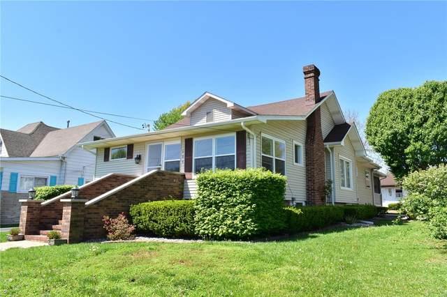 603 W Saint Louis, WEST FRANKFORT, IL 62896 (#21024925) :: Tarrant & Harman Real Estate and Auction Co.