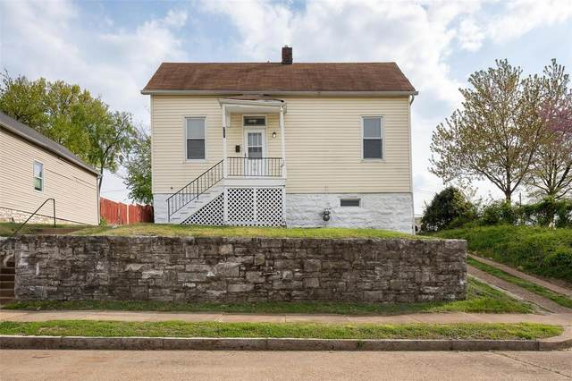 4456 Beck Avenue, St Louis, MO 63116 (#21024927) :: Clarity Street Realty