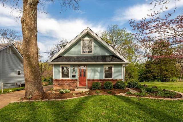 426 George Avenue, Kirkwood, MO 63122 (#21024929) :: Krista Hartmann Home Team
