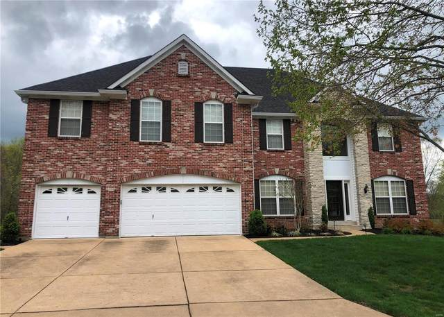 2142 Wildwood Meadows Court, Wildwood, MO 63005 (#21024937) :: St. Louis Finest Homes Realty Group