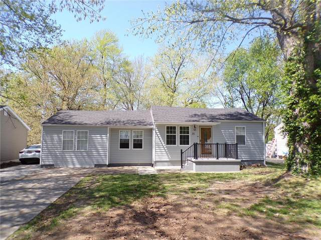 31 Judith Lane, Fairview Heights, IL 62208 (#21024951) :: St. Louis Finest Homes Realty Group