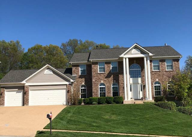 6723 Wynfield Terrace, St Louis, MO 63129 (#21024959) :: Tarrant & Harman Real Estate and Auction Co.