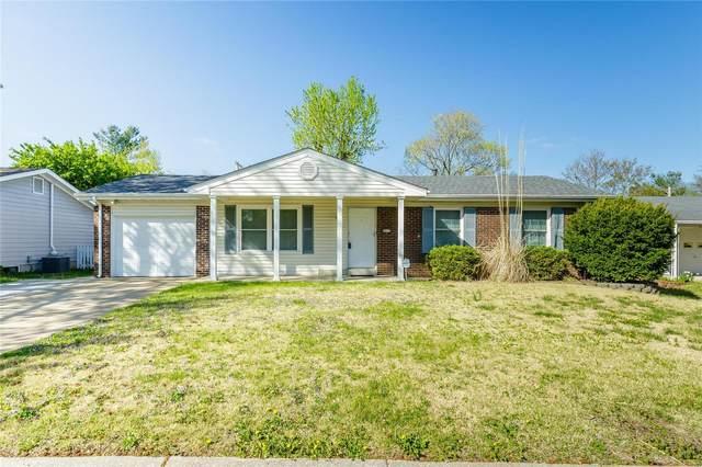 3013 Yale Boulevard, Saint Charles, MO 63301 (#21024979) :: PalmerHouse Properties LLC