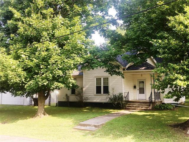 621 Cooper Street, Greenville, IL 62246 (#21025004) :: Tarrant & Harman Real Estate and Auction Co.