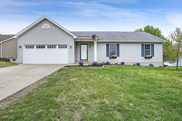 1617 Rachel Elizabeth, Wentzville, MO 63385 (#21025014) :: St. Louis Finest Homes Realty Group