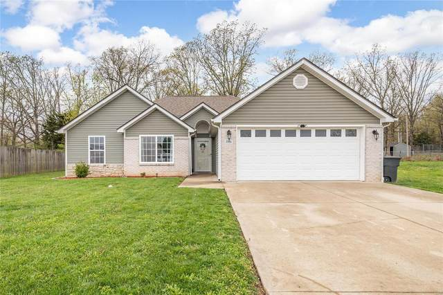 281 Settlers Pass, Waynesville, MO 65583 (#21025018) :: St. Louis Finest Homes Realty Group