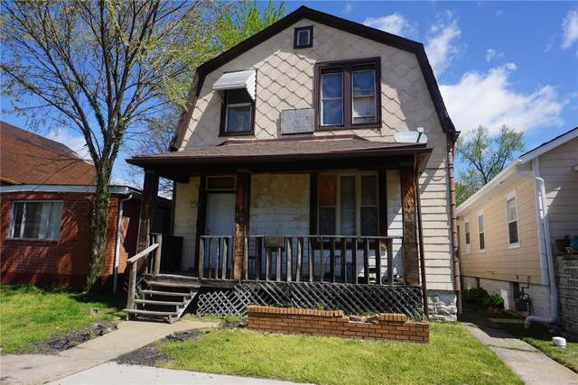 4943 Margaretta Avenue, St Louis, MO 63115 (#21025028) :: St. Louis Finest Homes Realty Group