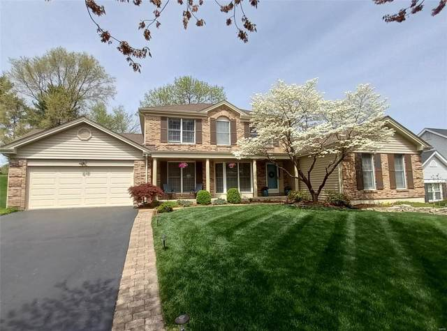 11 Windsor Lane, Ballwin, MO 63011 (#21025038) :: St. Louis Finest Homes Realty Group