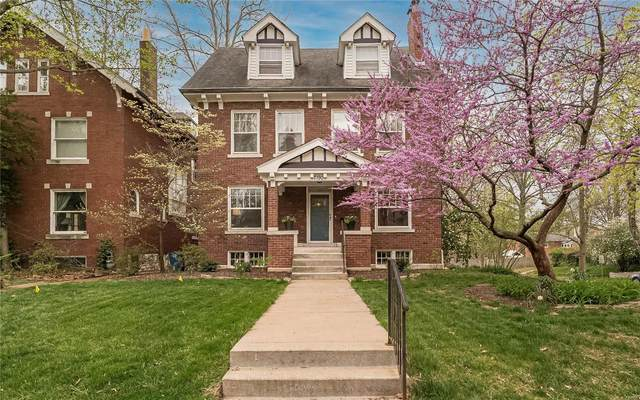 7190 Kingsbury Boulevard, St Louis, MO 63130 (#21025059) :: Tarrant & Harman Real Estate and Auction Co.