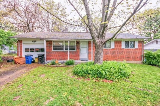 7531 Liberty Avenue, St Louis, MO 63130 (#21025074) :: Clarity Street Realty