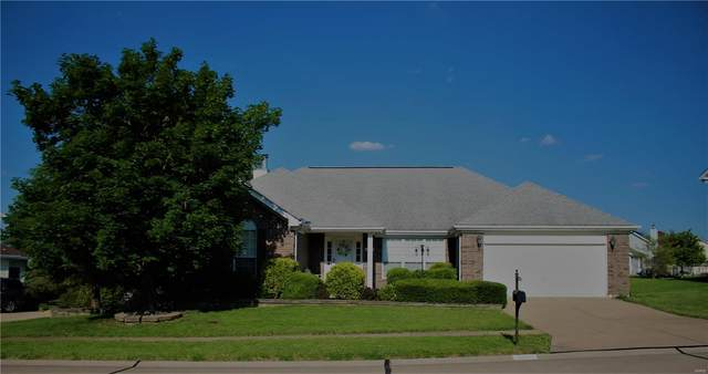 4325 Margaret Ridge Drive, Florissant, MO 63034 (#21025083) :: The Becky O'Neill Power Home Selling Team