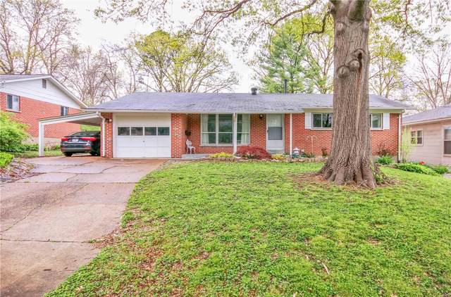 7525 Liberty Avenue, St Louis, MO 63130 (#21025087) :: Clarity Street Realty