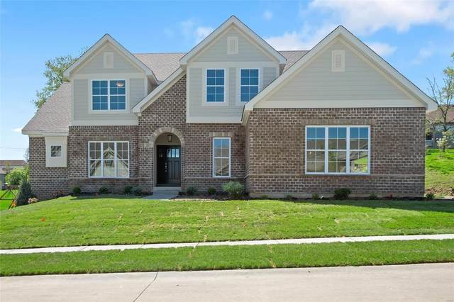 14758 Schoettler Grove Court, Chesterfield, MO 63017 (#21025114) :: Clarity Street Realty